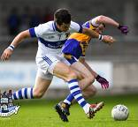 Castleknock rock Vins with two late goals in SFC1