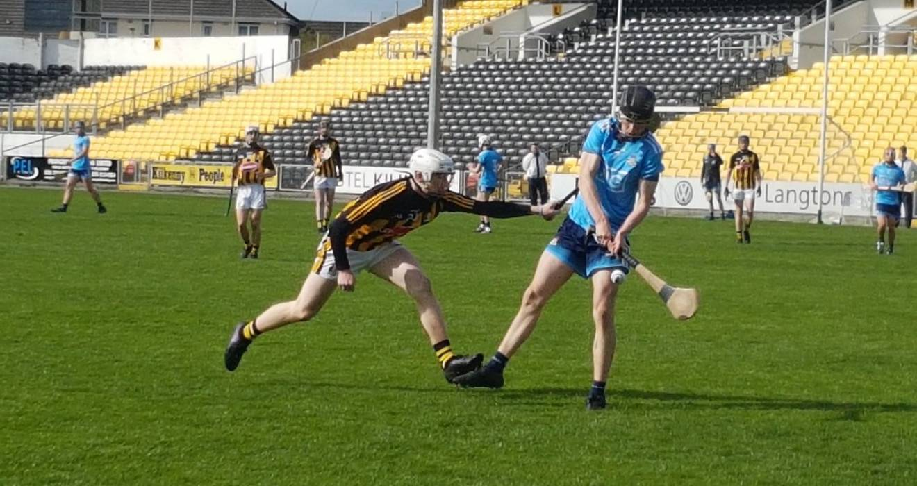 Minor hurlers edged out by late Kilkenny rally