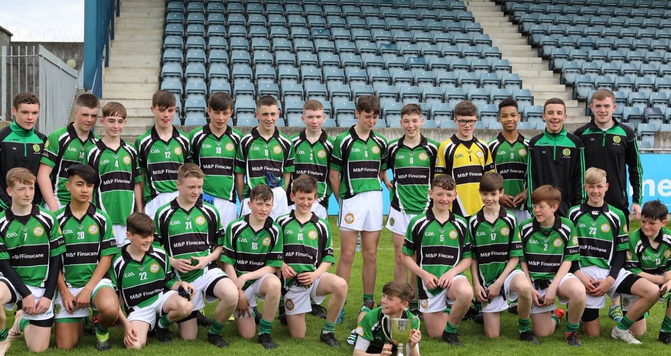 Dublin GAA Juvenile update Friday May 10th