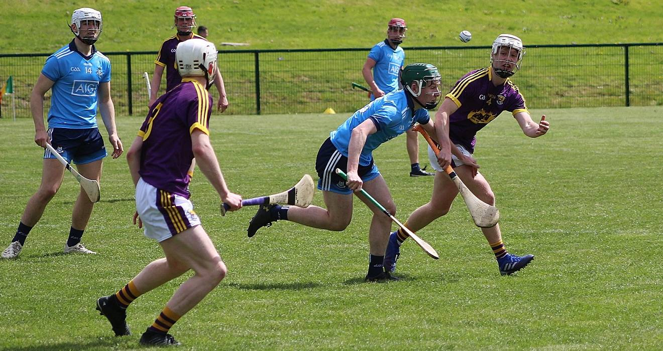 Minor hurlers draw after late Wexford comeback