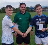 Clarke too strong for Plunkett in Celtic Challenge