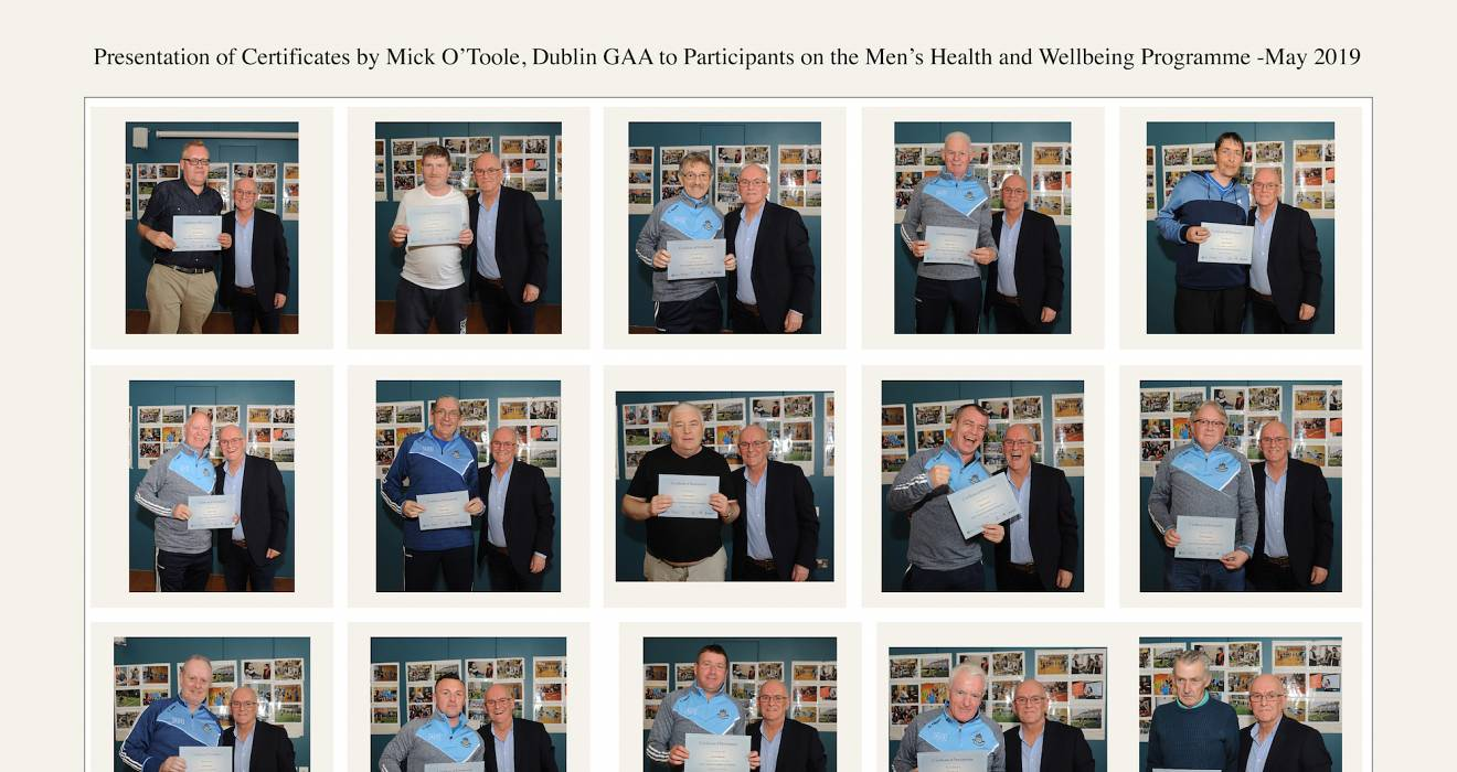 Larkin Centre Mens Health Programme