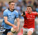 Costello fires senior footballers to victory over Louth