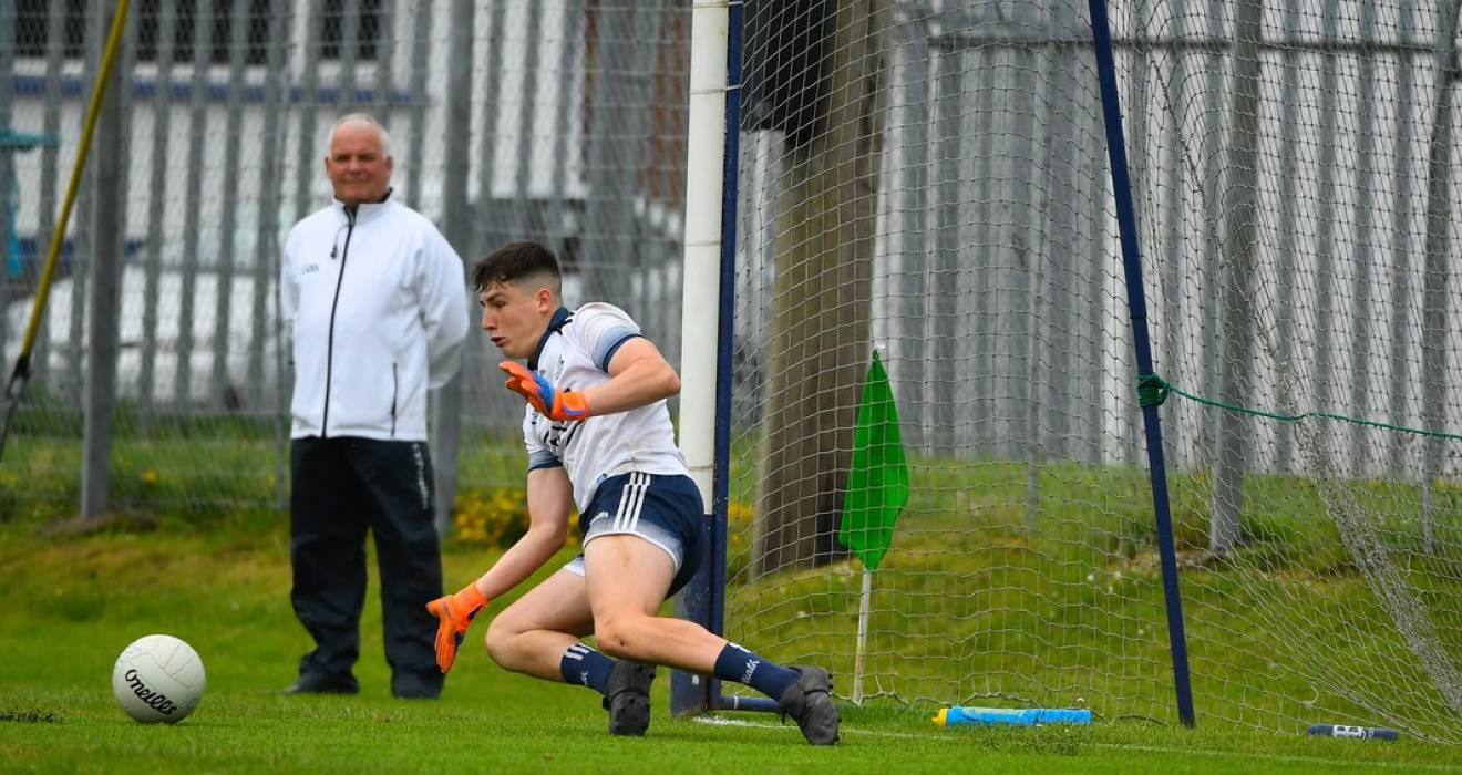 Minor footballers progress to Leinster semi-final