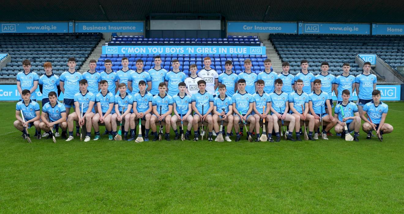 Three changes to minor hurling team for Leinster semi-final