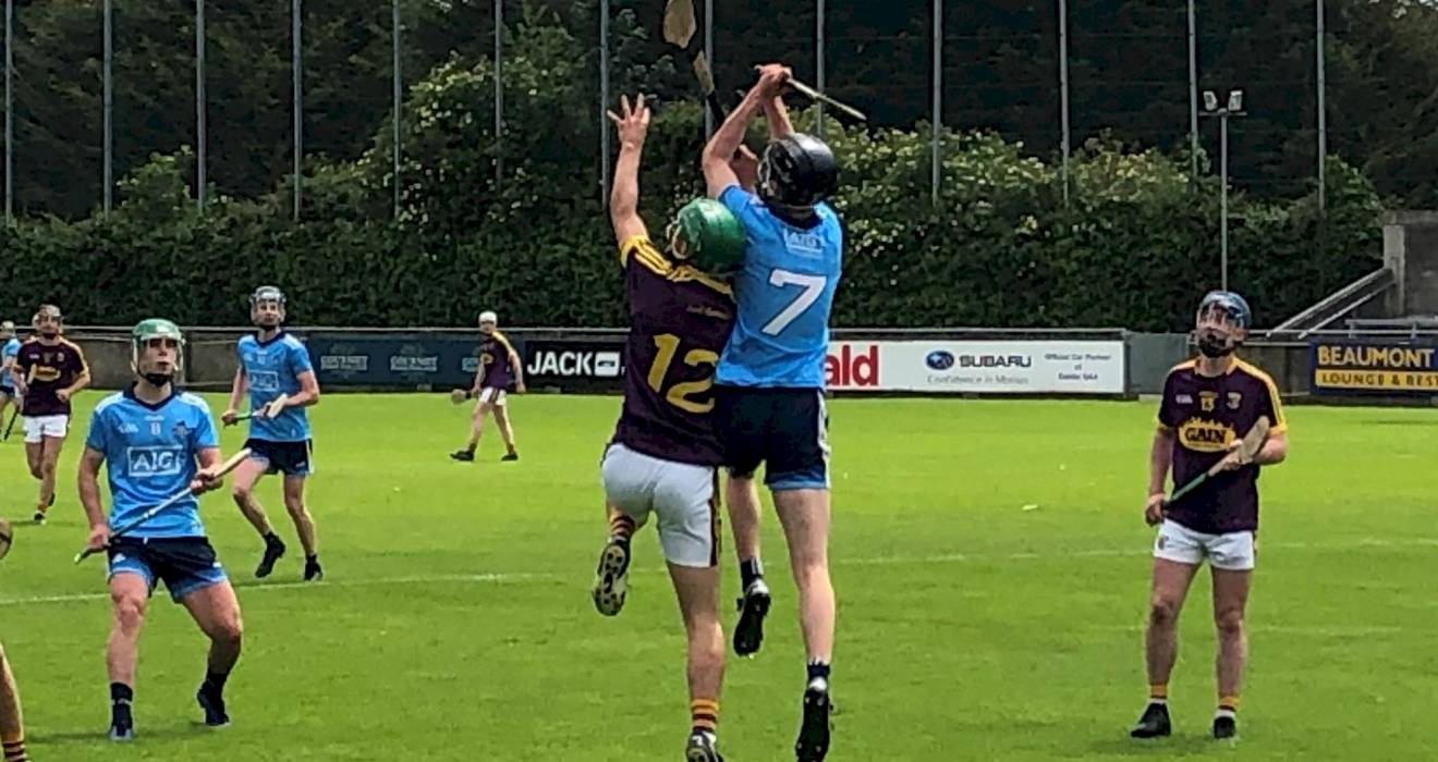 Minor hurlers rally but Wexford have too much in reserve