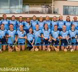 Senior camogie team record victory over Meath