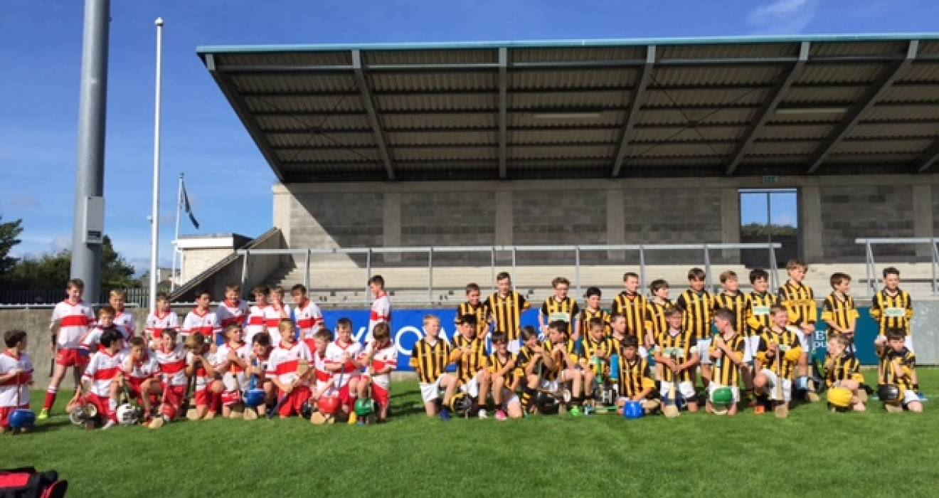 Dublin GAA Juvenile update Tuesday June 25th