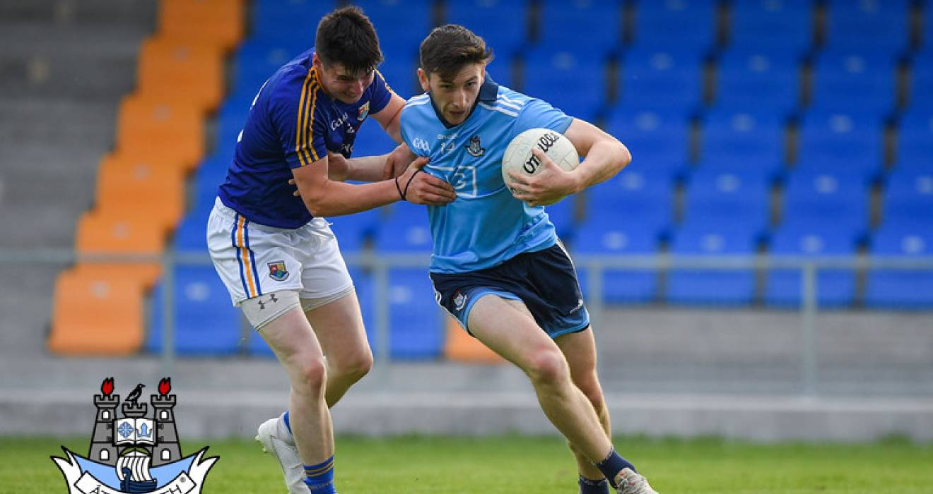 Archer arrows U20 footballers into Leinster semi-final