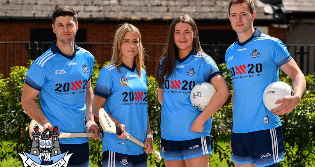san francisco 17fed ea216 AIG announce Dublin 20x20 jersey 'takeover'