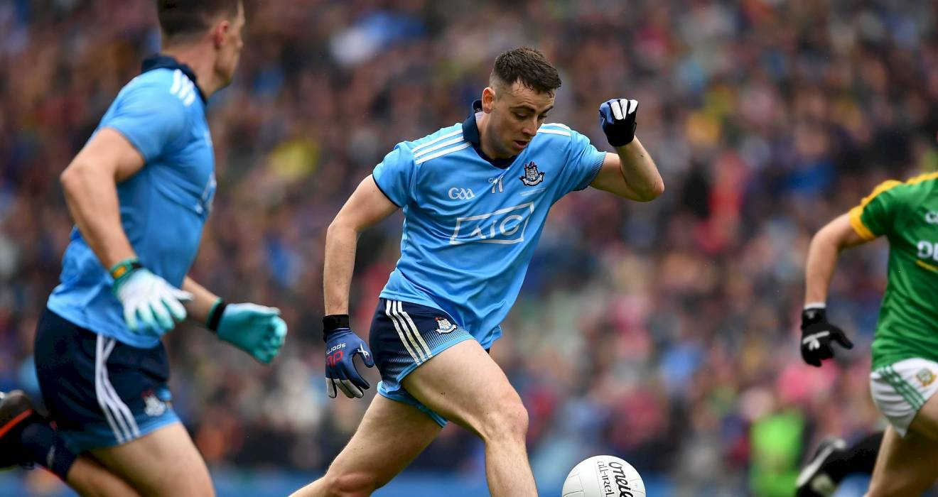 Dublin Footballers All Set For Super 8s Battle