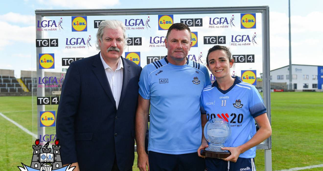 We have to improve: Niamh McEvoy