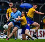 Senior footballers hope to keep 100pc record against Ros' in SFC