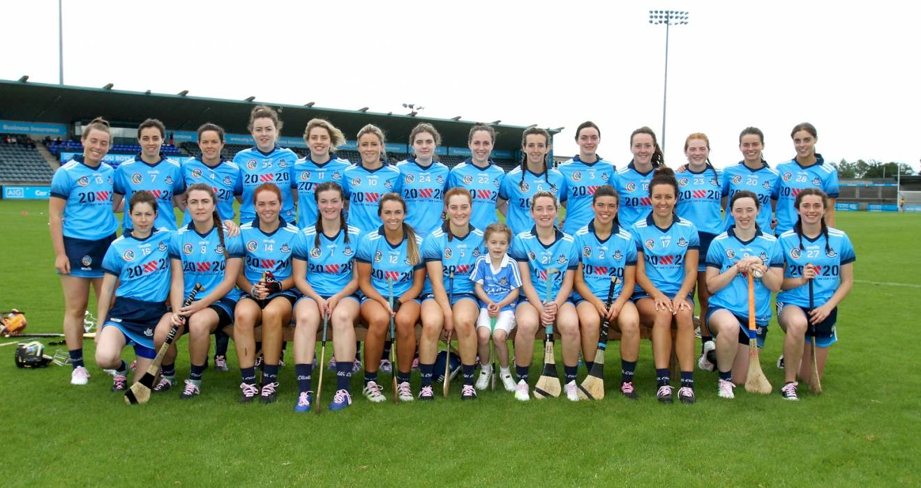 Senior Camogie side draw with Clare