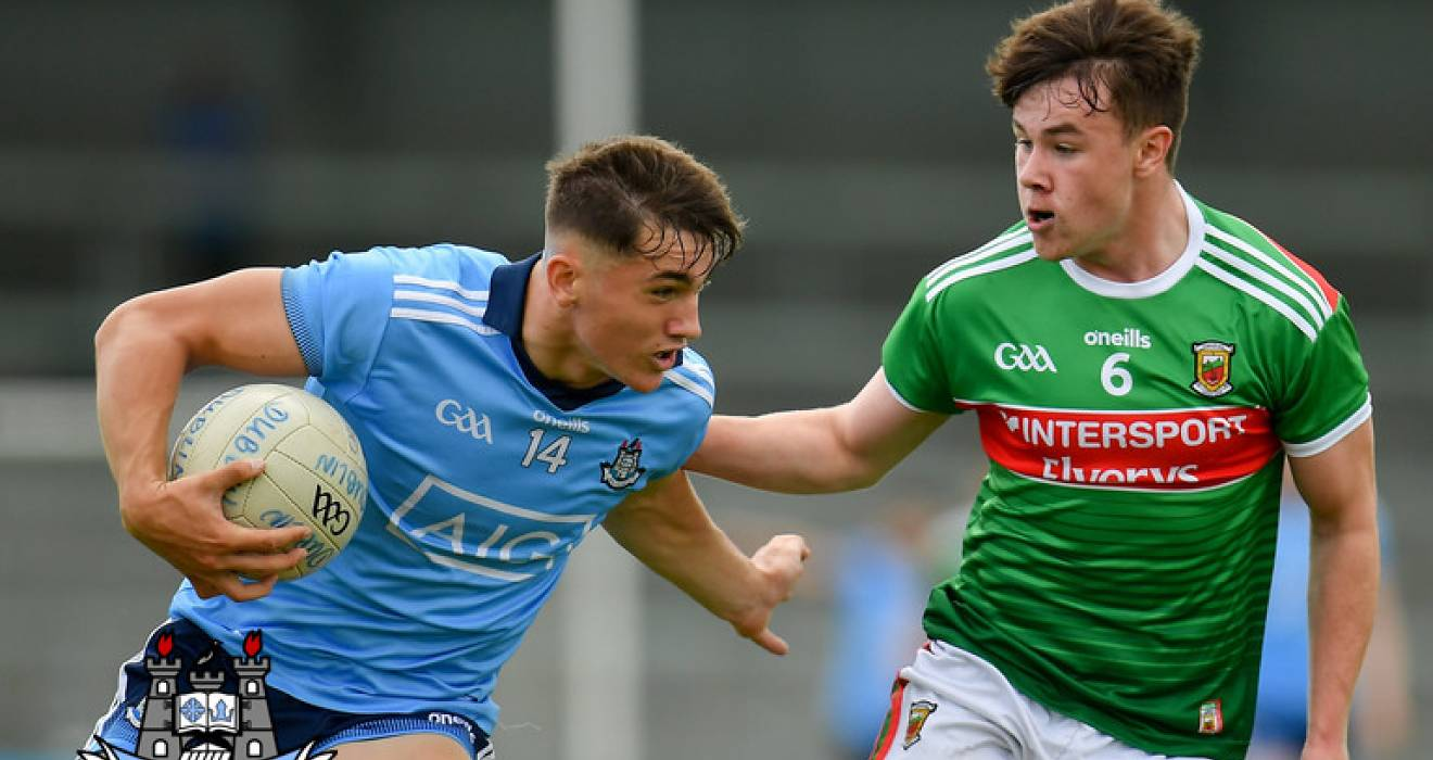 Minor footballers edged out by Mayo in thrilling quarter-final