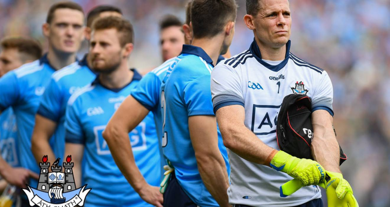 Seven Dubs in GAA.ie Football Team of Week