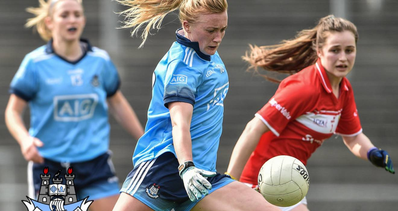 Carla Rowe: We are really looking forward to clash with Cork
