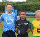 Masters footballers face Donegal in All-Ireland decider