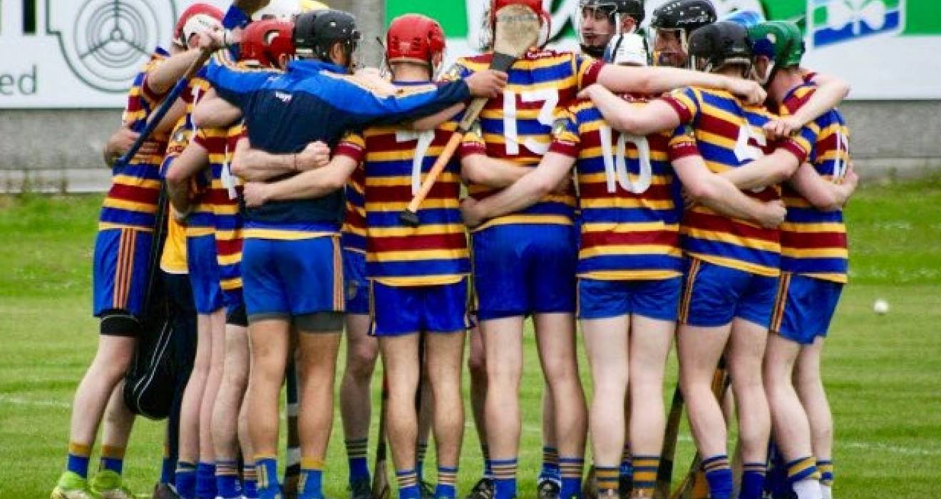 Strong second half sees Scoil secure SHC 'B' title