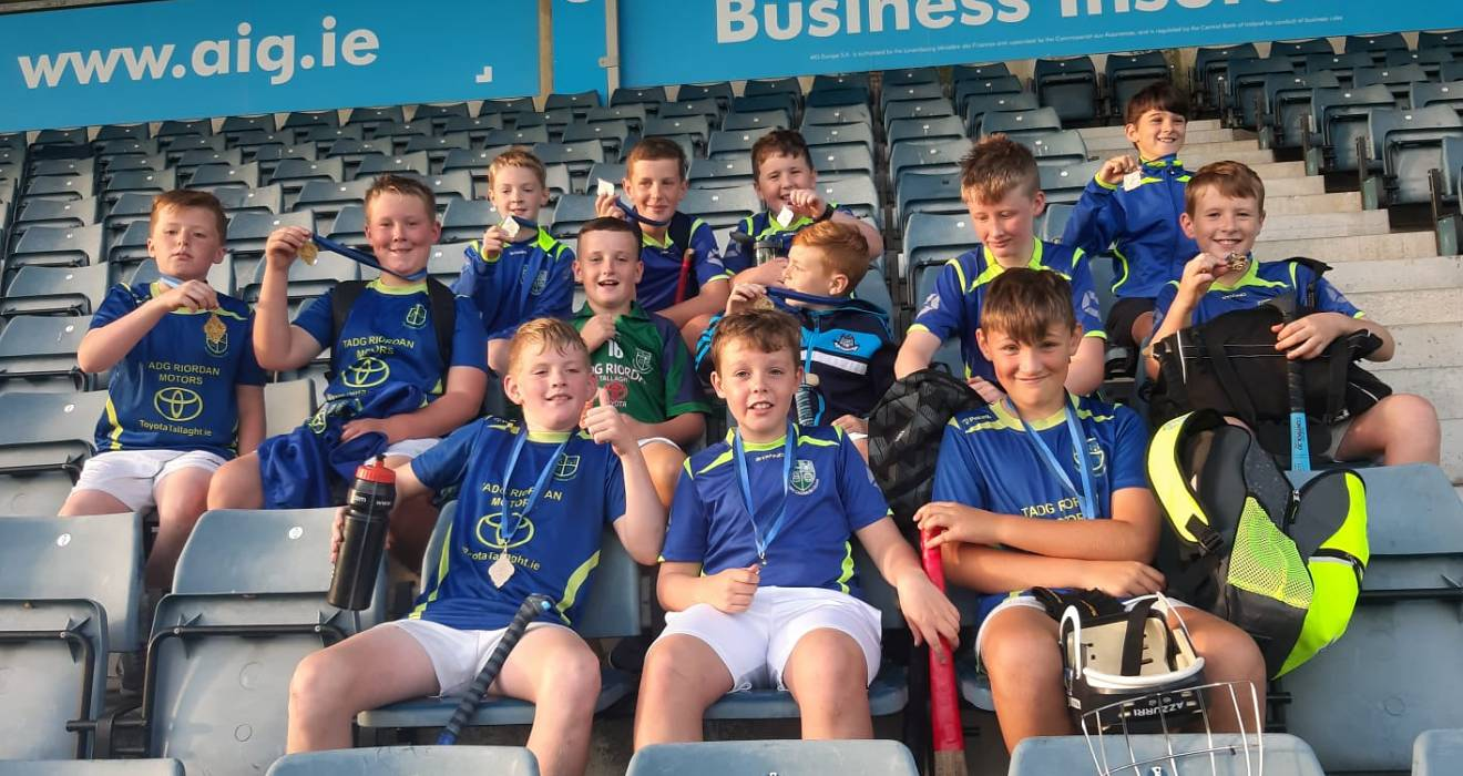 Dublin GAA Juvenile update Monday October 7th