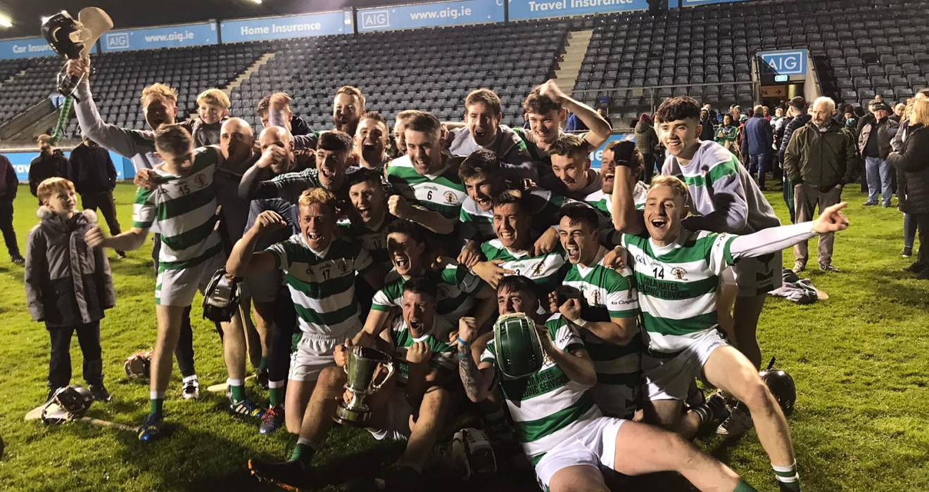 Round Tower Clondalkin capture IHC final honours
