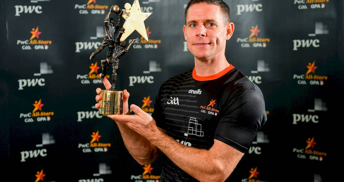 Cluxton voted Footballer of Year; Seven Dubs in All-Star team
