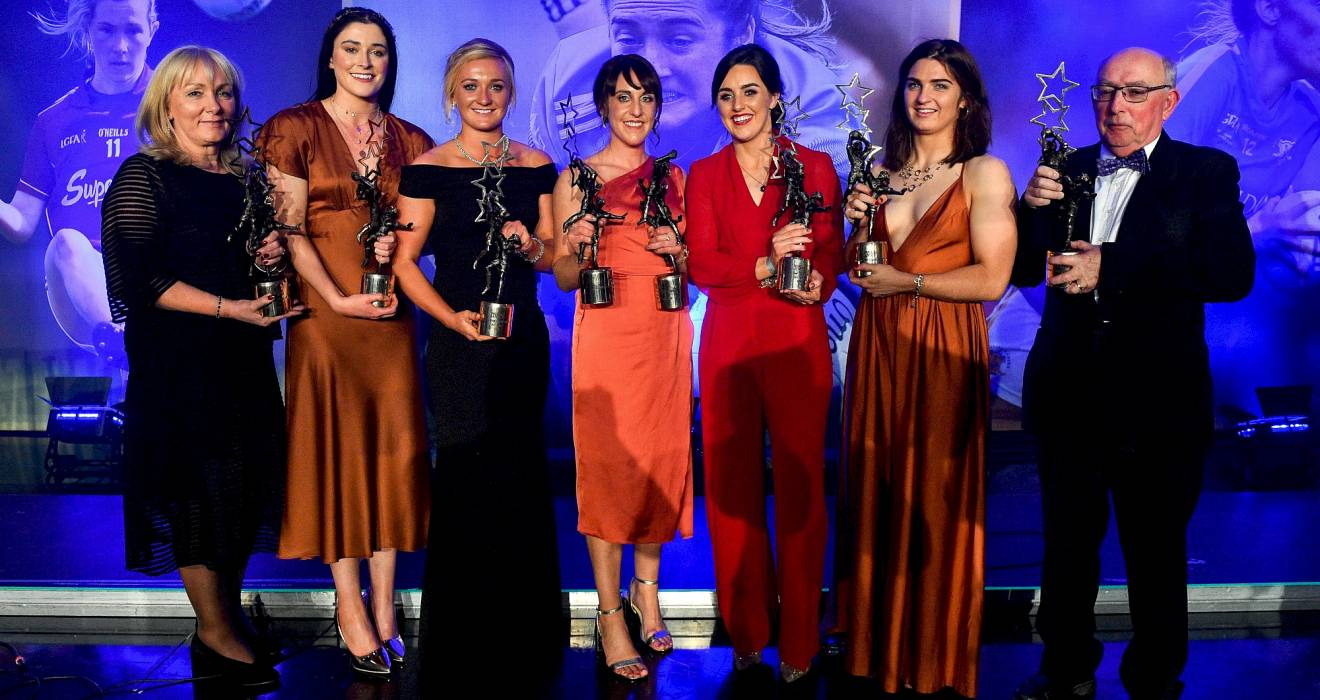 Magnificent Seven named on TG4 Ladies SFC All Star team