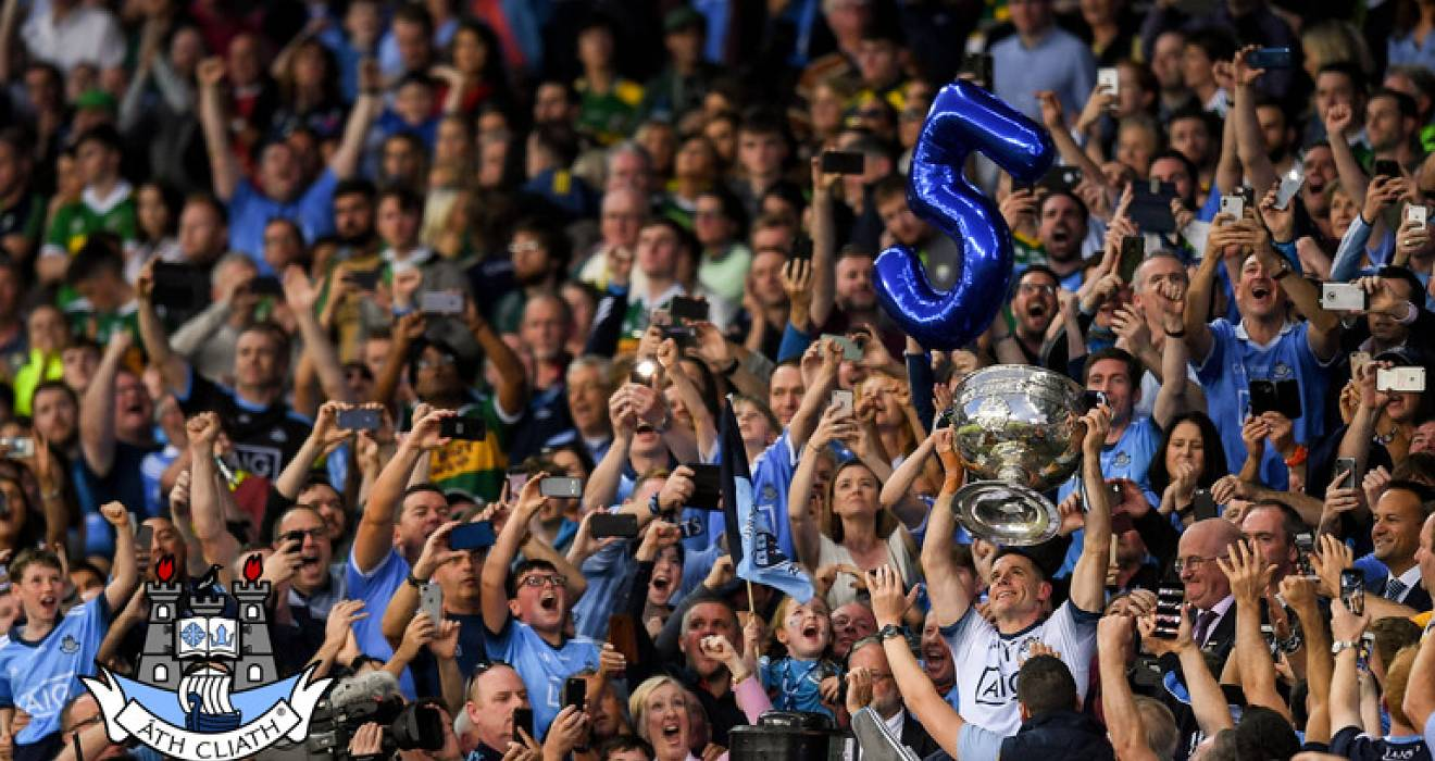 Decades of the Dubs - win copies of award winning publication
