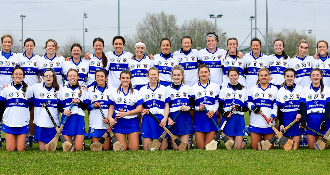 St Vincent's crowned Leinster senior camogie champions
