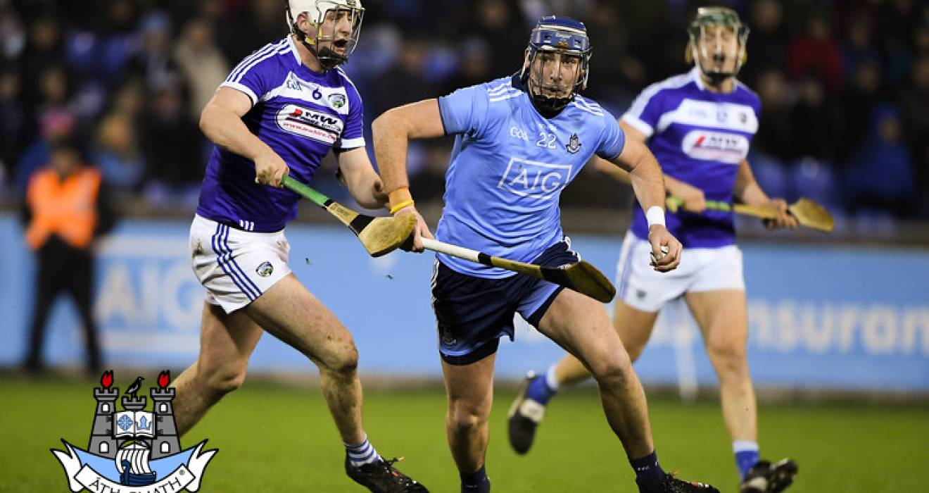 Senior hurlers defeat Laois to progress to Walsh Cup semi-final