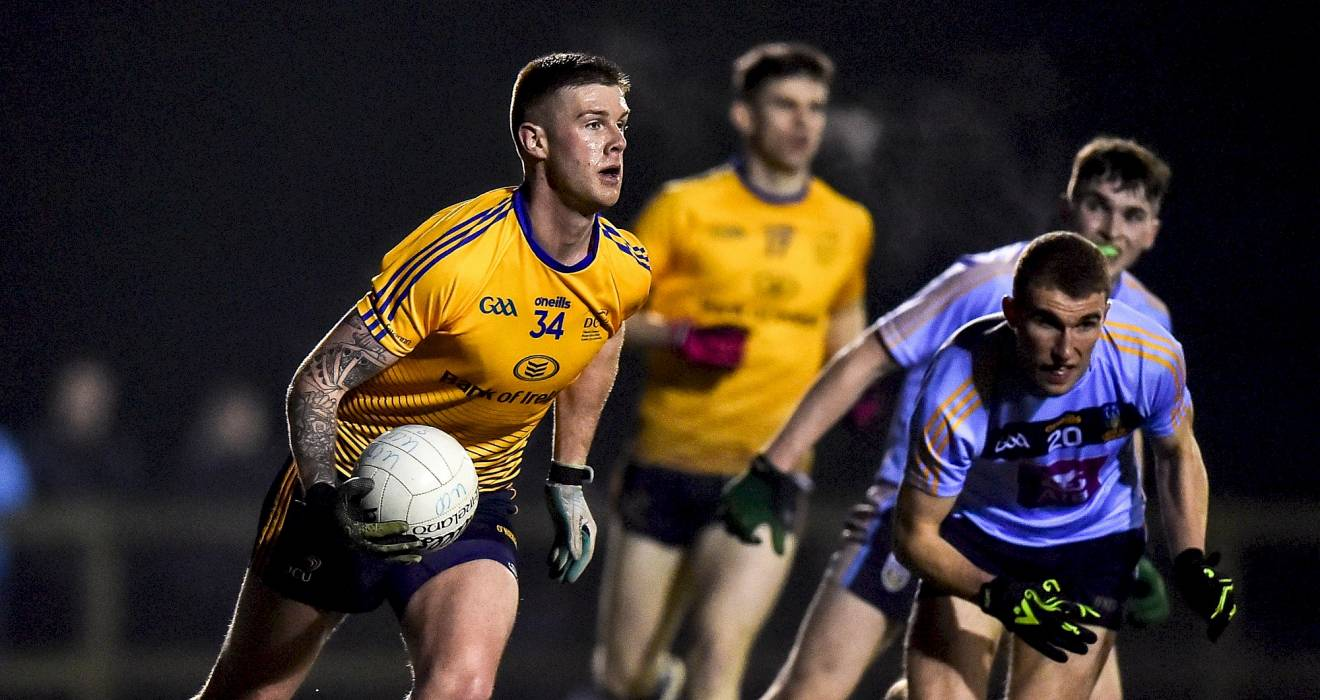 DCU cruise past UCD into Sigerson final