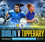 Dublin Ladies All Set For Lidl NFL Opener