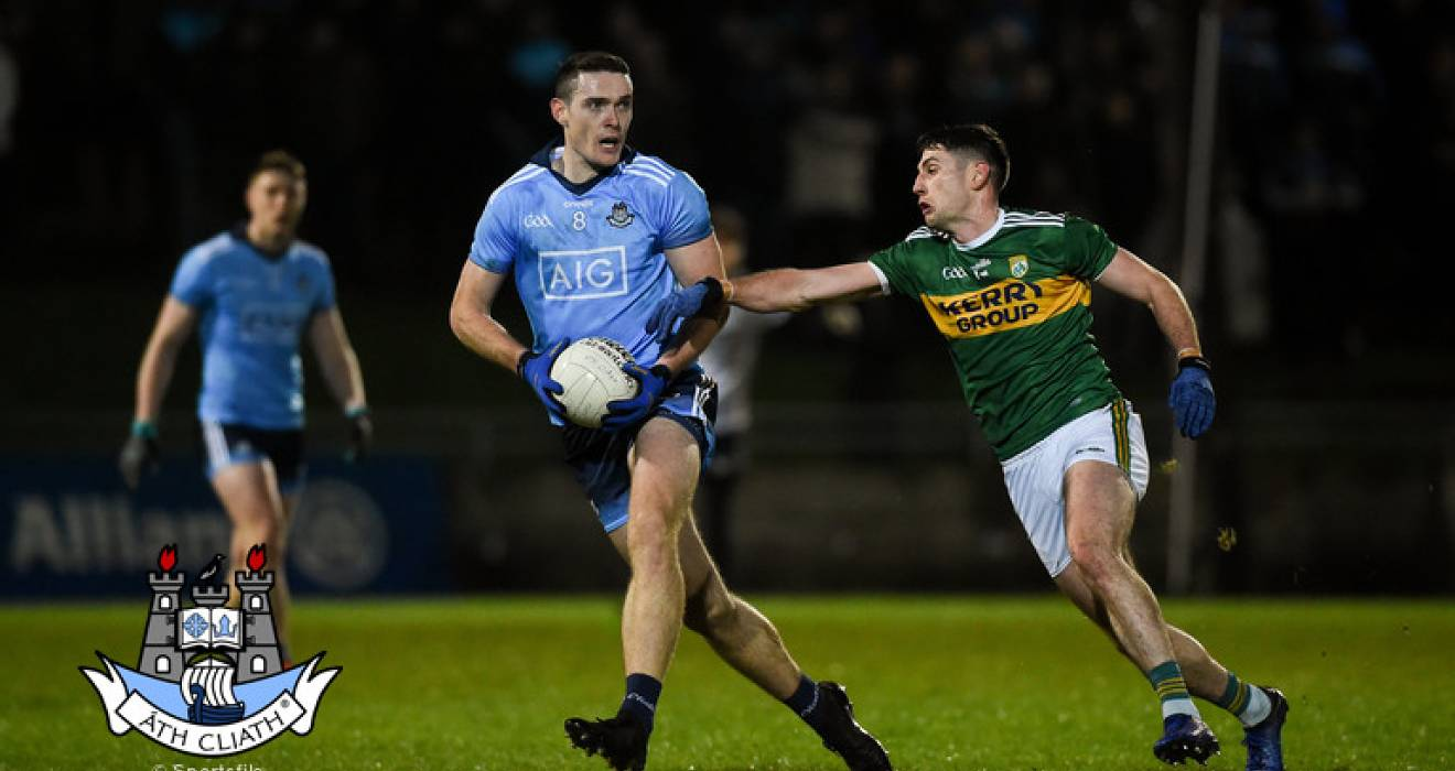Dubs v Kerry: Recent NFL meetings