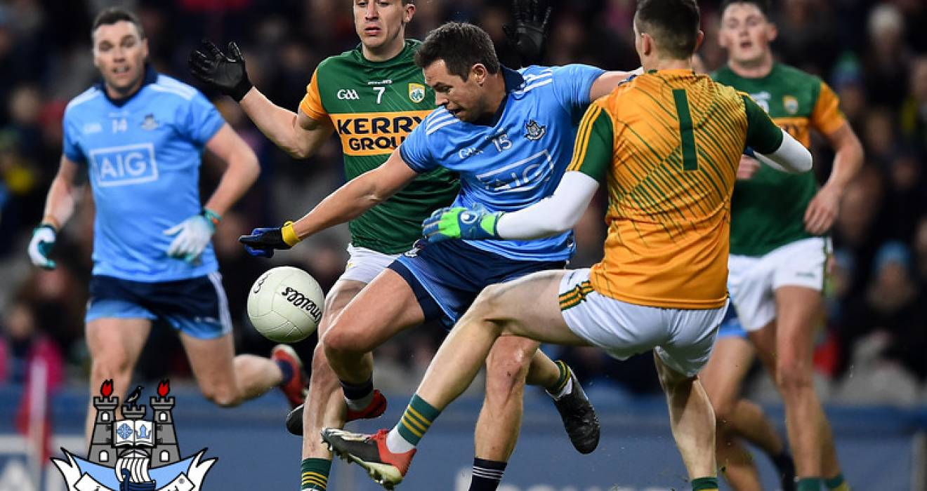Senior footballers draw exciting FL duel with Kerry