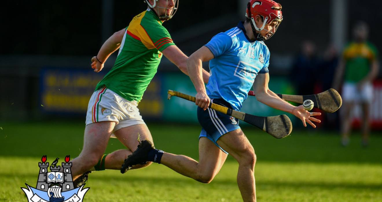 Friends of Dublin Hurling: Supporters bus to Carlow