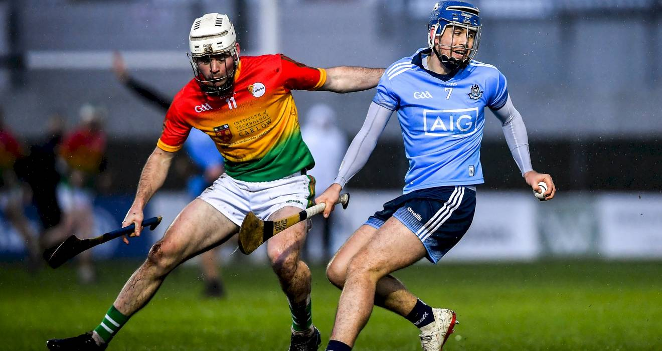 Strong second half sees senior hurlers run out 11-point victors