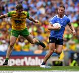 Dublin v Donegal: Recent meetings
