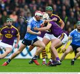Three changes for senior hurlers