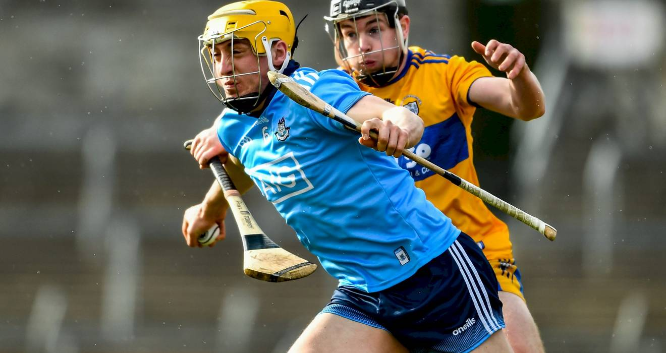 Clare put in strong second half to overcome senior hurlers