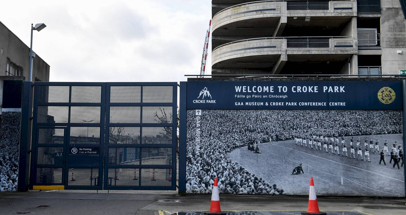 Updated Covid-19 statement: Croke Park
