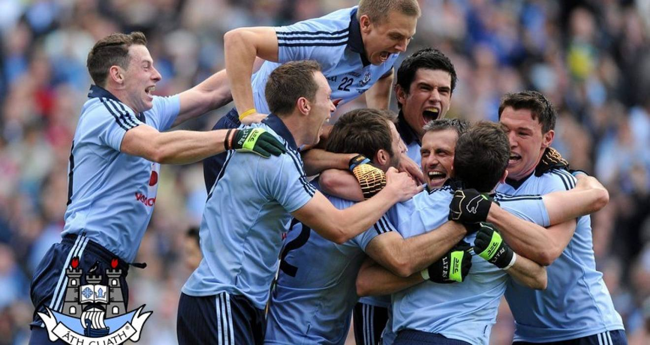 Decades of the Dubs: Alan Brogan Diary (2010-2014)