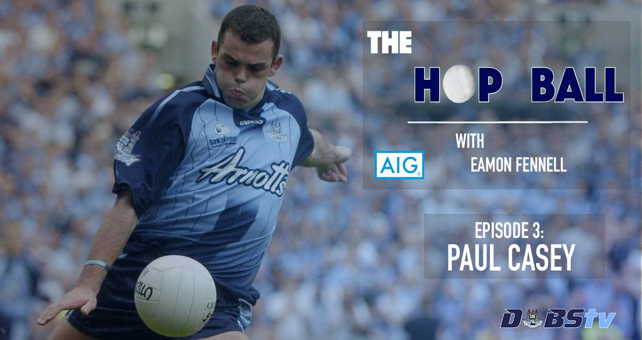 The Hop Ball - Episode 3: Paul Casey