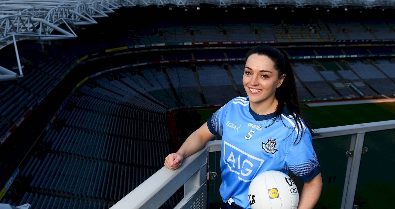 Sinéad Goldrick: What I'm missing most is social interaction with team-mates