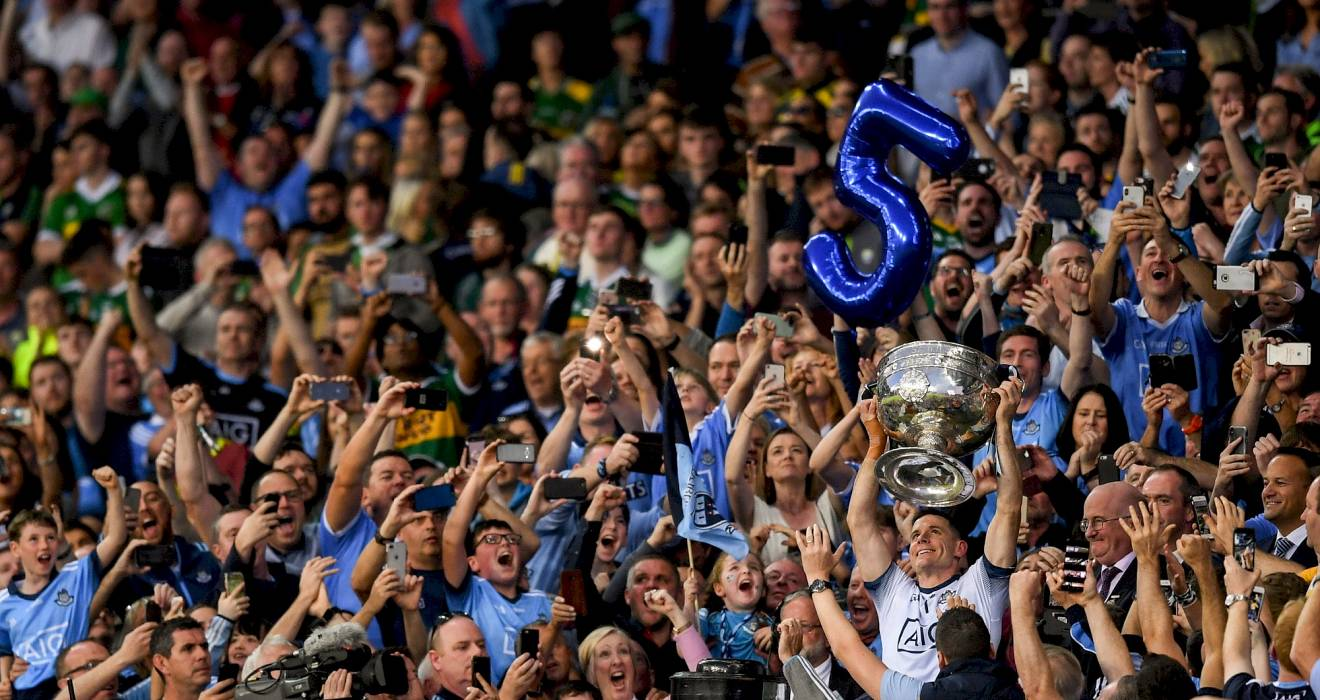 WATCH: 2019 All-Ireland Football Final Replay- Dublin v Kerry