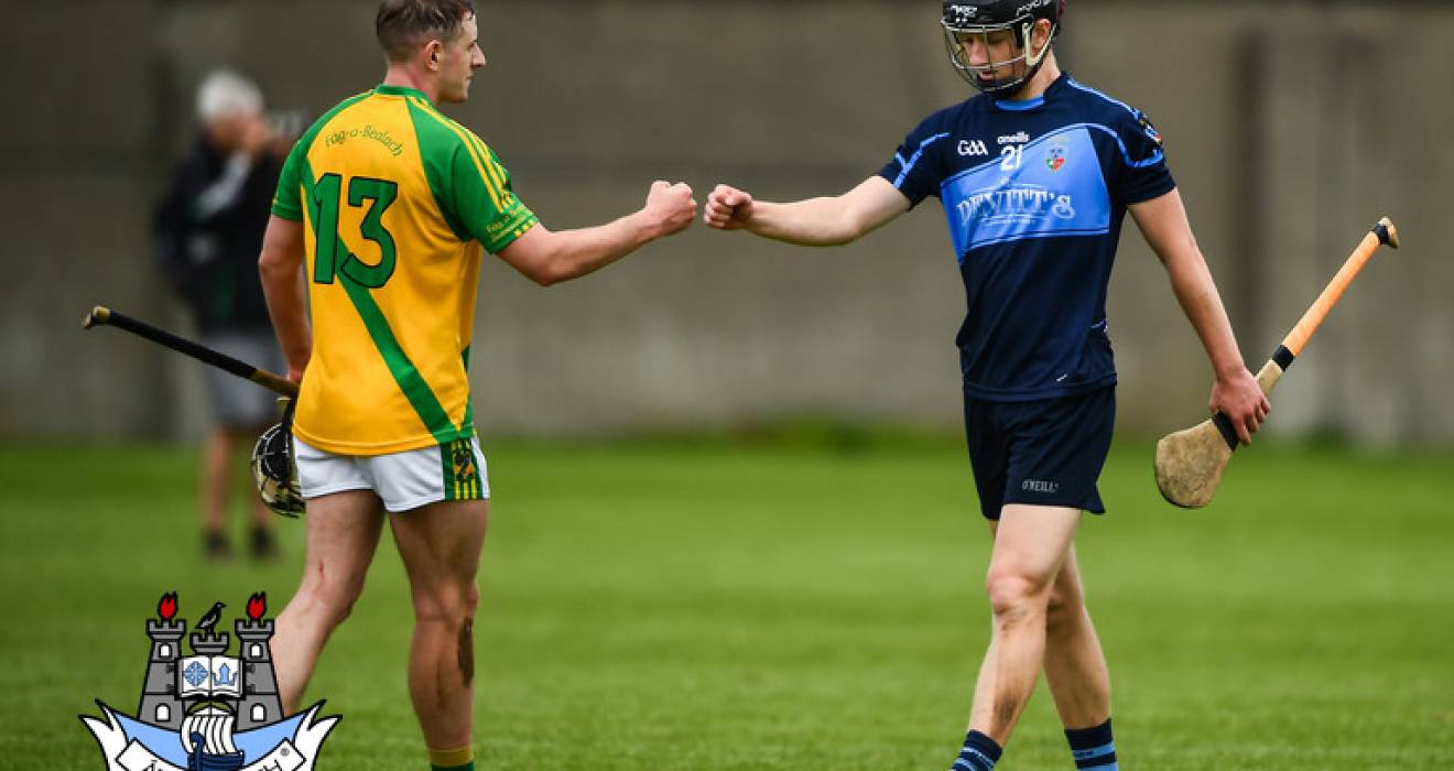 Late drama as Sutcliffe earns Jude's SHC 'A' draw with Faughs