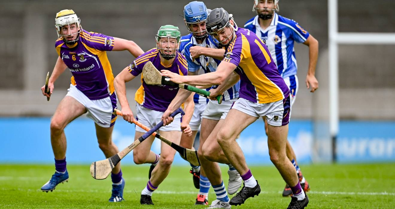 Crokes hit Boden for four in SHC 'A' Group 2