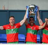 Ballymun's towering display topples Boden in SFC1 decider