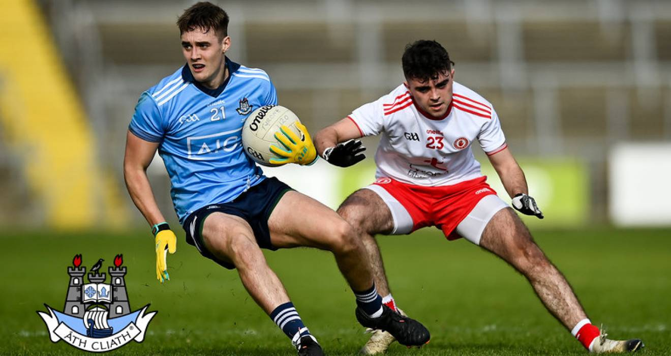 U20 footballers finish strong to book All-Ireland final berth