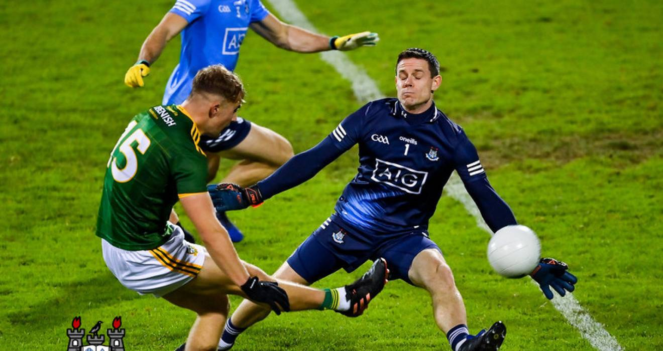 Senior footballers win on historic night for Rock and Cluxton
