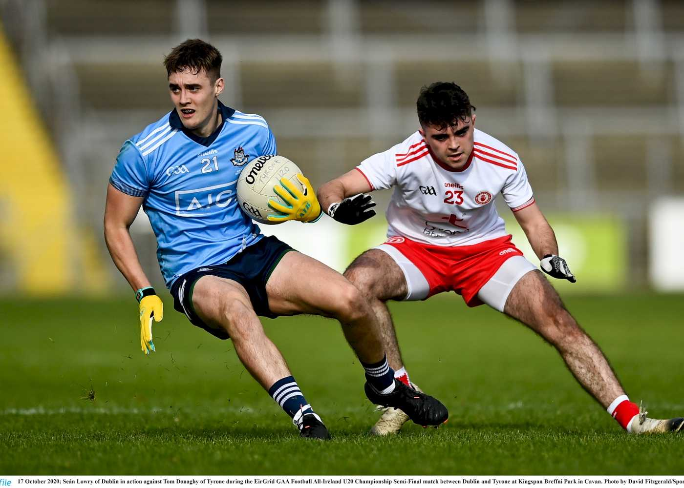 All-Ireland U20FC final part of double-header with senior decider